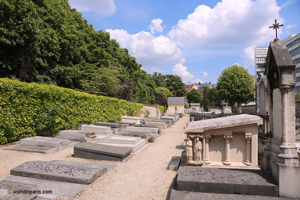 Cemetery for Families of Victims - Picpus