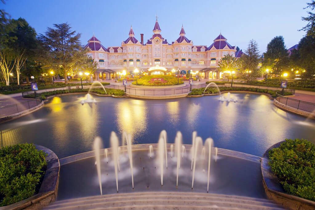 Disneyland Hotel - Paris