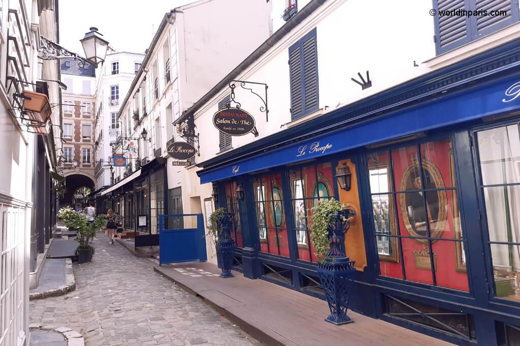 Rue du Commerce Saint-André