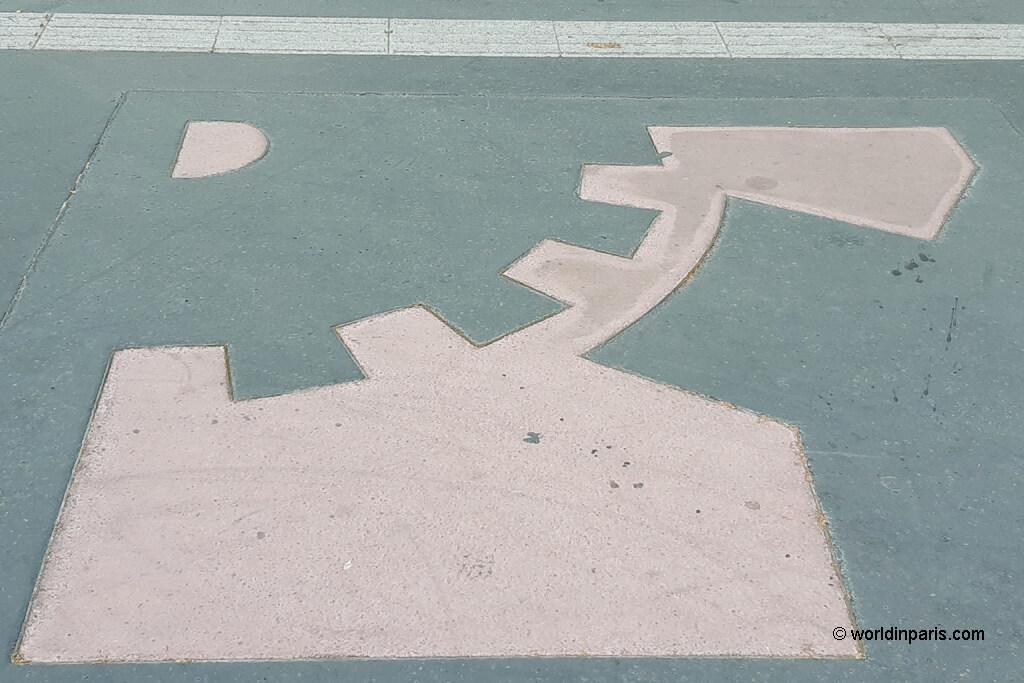 Marks Bastille - Place de la Bastille