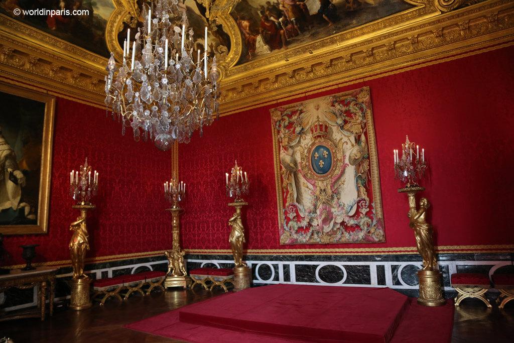 Apollo Salon - Versailles