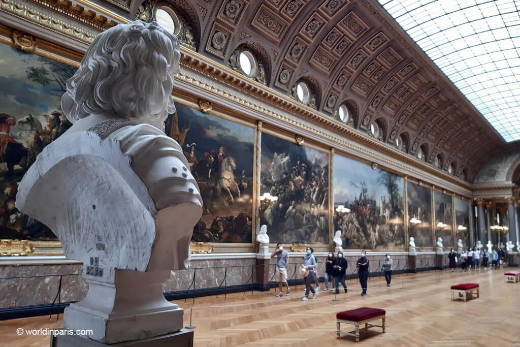 Gallery of Great Battles - Versailles