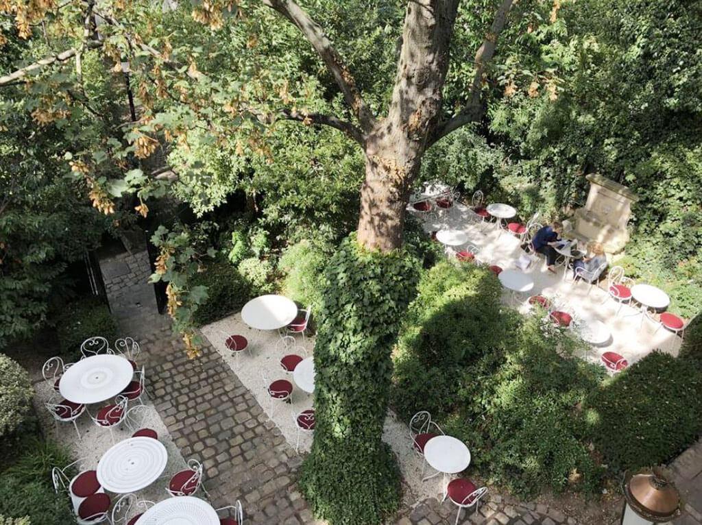 Hotel Particulier Montmartre Garden
