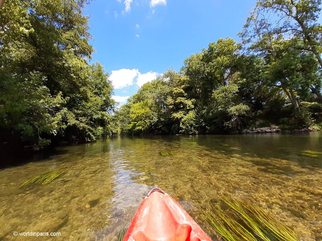 Kayak - Loing River