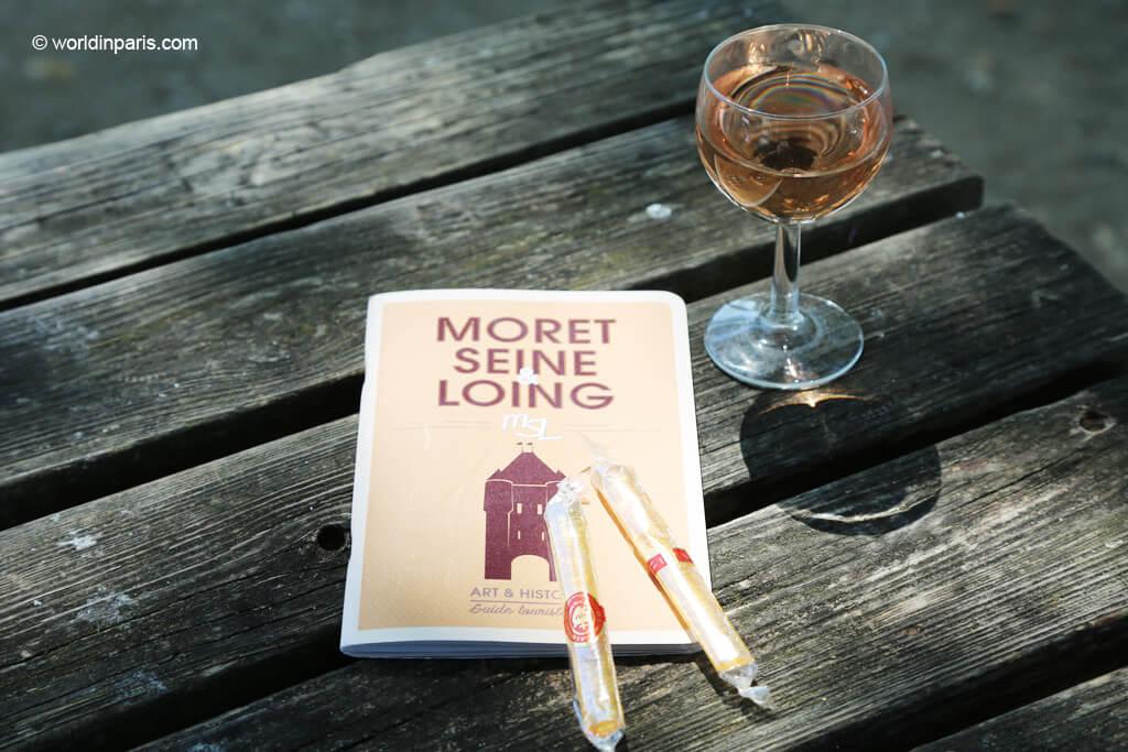 Moret  Seine & Loing