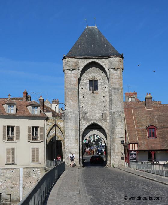 Porte de Bourgonge - Moret-sur-Loing