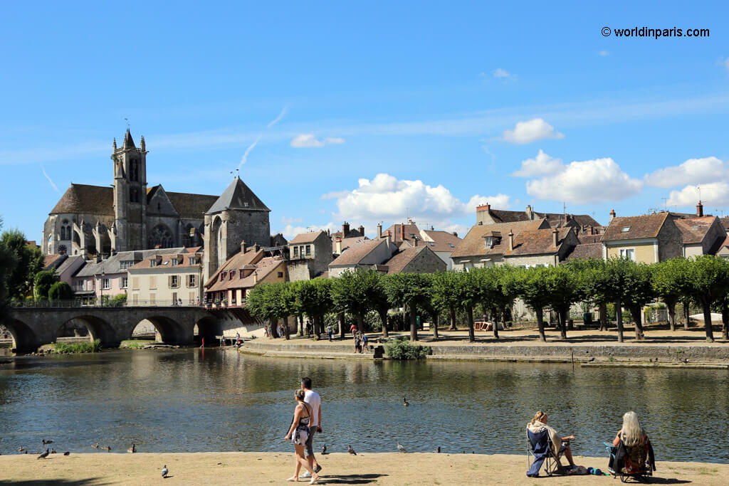 Pre de Pins - Moret-sur-Loing