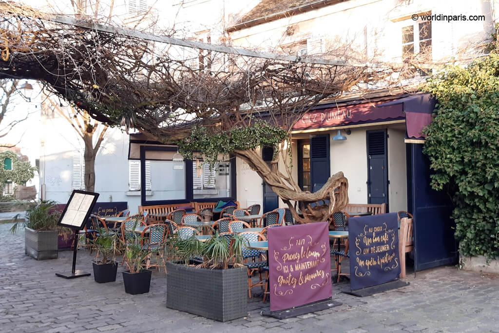Chez Plumeau - Montmartre