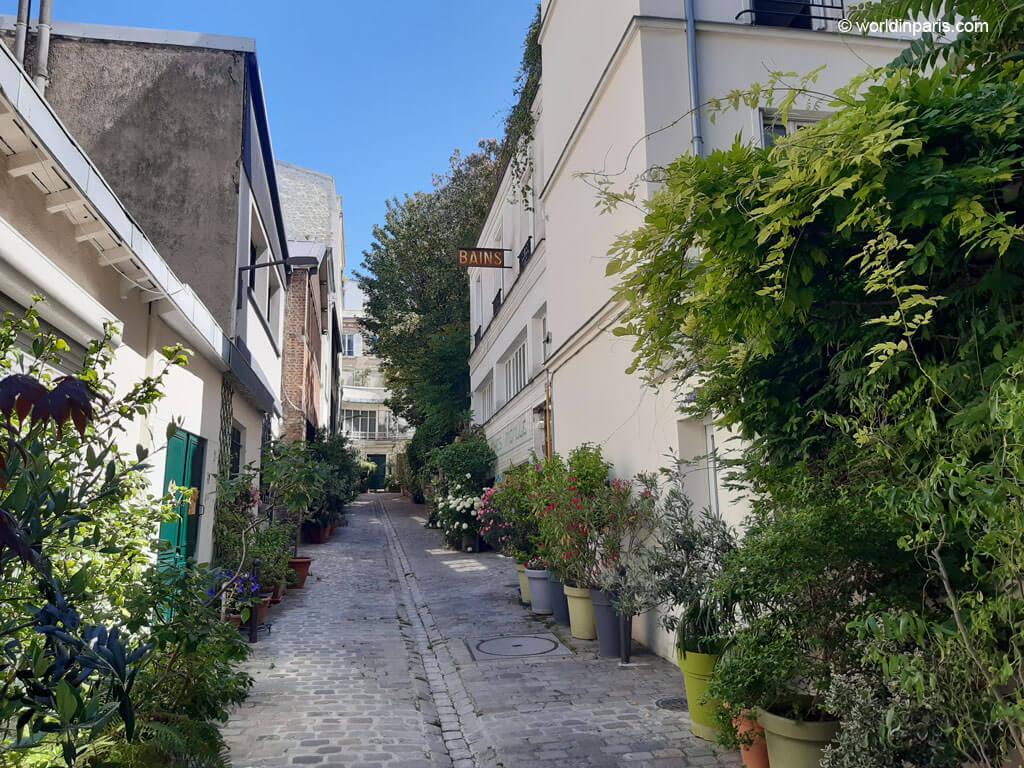 La Cité du Midi - Montmartre