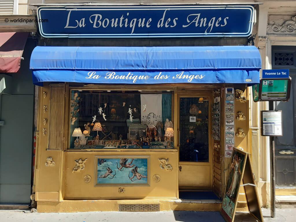 La Boutique des Anges - Montmartre