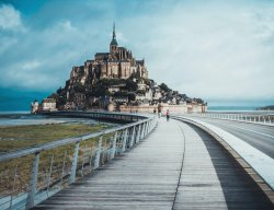Mont Saint-Michel - France