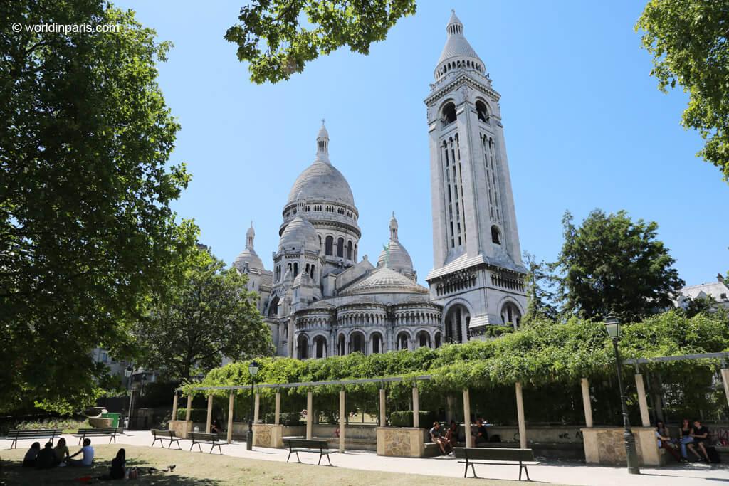 Parc de la Turlure - Montmartre