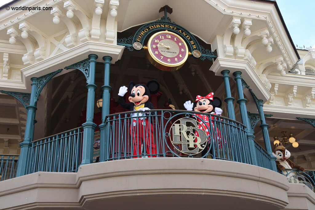 Mickey & Minnie - Disneyland Paris