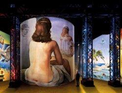 Salvador Dali - Atelier des Lumières