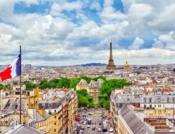 View from the Pantheon - Paris 5