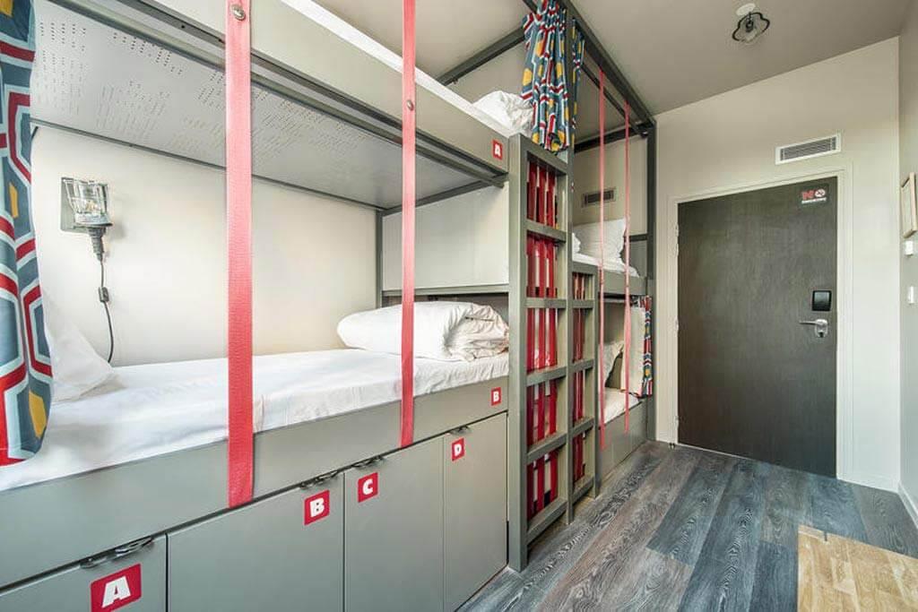 Les Piaules Hostel Paris