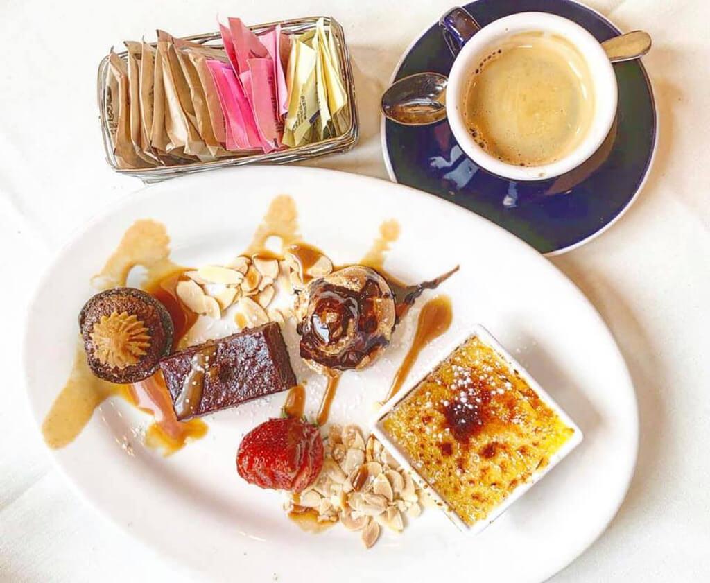 cafe gourmand - paris