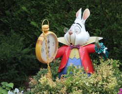 White Rabbit - Disneyland Paris