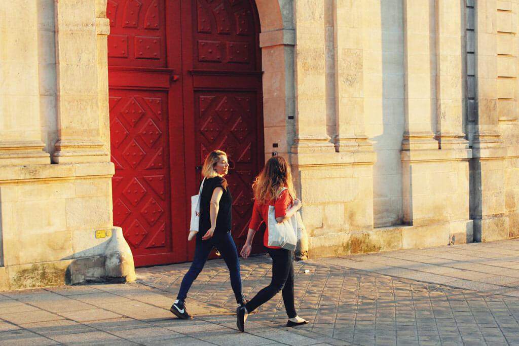 streets of Le Marais