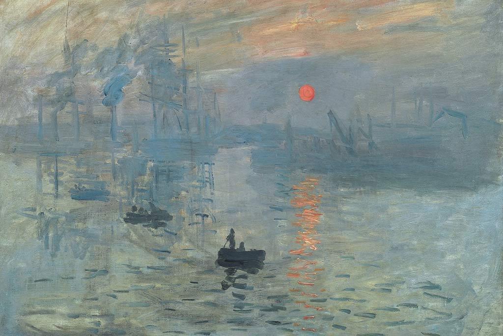 Impression Sunrise - Monet