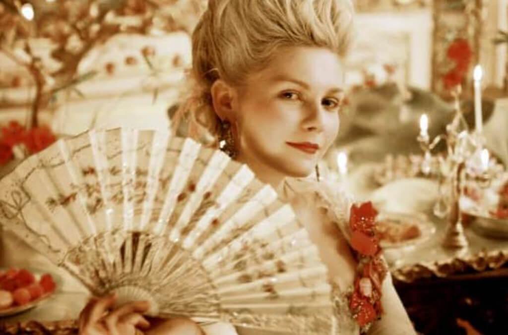 Marie-Antoinette - Kirsten Dunst