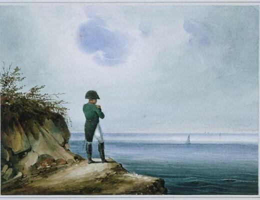 Napoleon in Sainte Helene