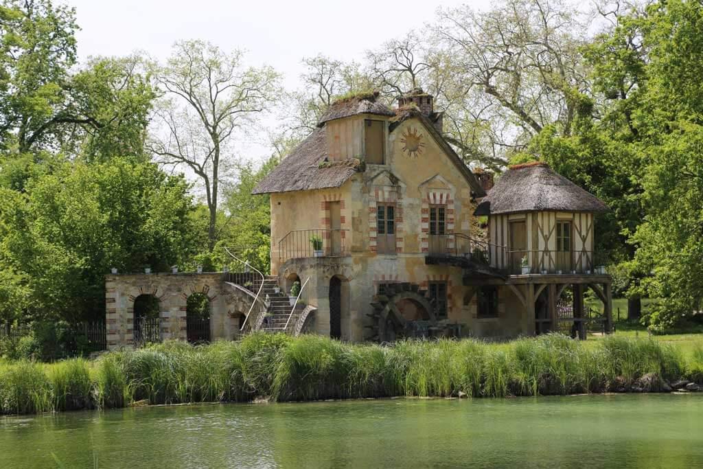 Mill - Hameau de la Reine