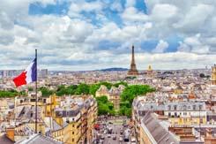 Views from the Panthéon - Paris