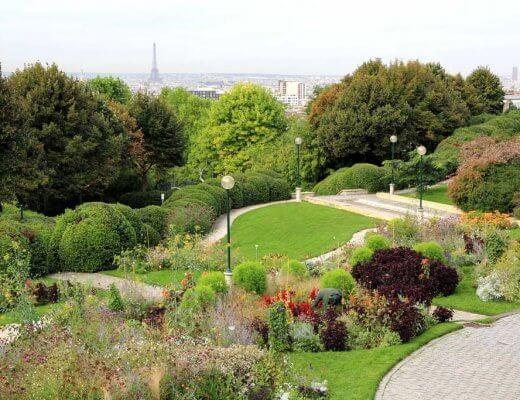 Parc Belleville - Paris 20